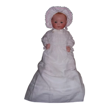 """Stunning antique 24"""" Armand Marseille 351 character baby"""