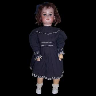 "24"" Antique German C.M. Bergmann Doll"