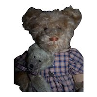 "GUND Artist Designed Barton's Creek Collection Bears ""Anne & Honey"""