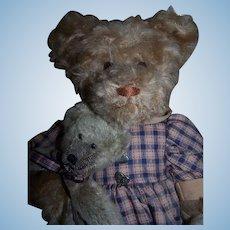 """GUND Artist Designed Barton's Creek Collection Bears """"Anne & Honey"""""""
