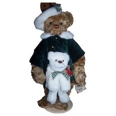 "GUND artist designed Barton's Creek Collection Bears ""ASHLEY"""