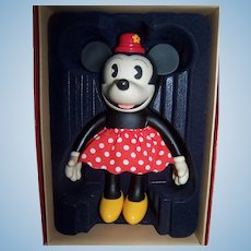 DISNEY Minnie Mouse by Schylling Toys - Mint in original box