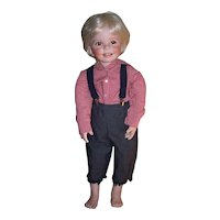 "Amazing 28"" Artist Doll ""TOM SAWYER"" - Donna Rubert Mould"
