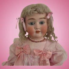 Antique German Max Handwerck doll no damage