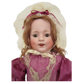 "Heubach Character Doll ""Dolly Dimples"" #9355"