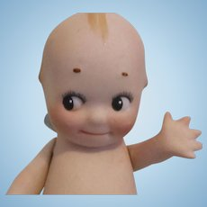 "Kewpie by Rose O'neill 5"" no damage"