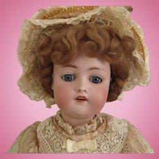 Antique German doll Kestner Mold 168 elaborate outfit