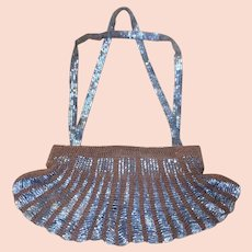 Art Deco 1920's beadwork Ladies evening bag