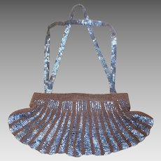 Art Deco 1920's beadwork Ladies evening bag