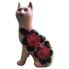 Wemyss Griselda Hill cabbage Rose Cat