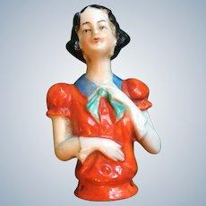 1920's  Flapper Girl Doll Top