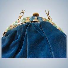 1920's Ladies Bag Celluloid frame