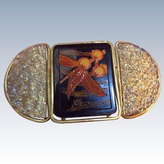1920's  Bakelite Chinese buckle