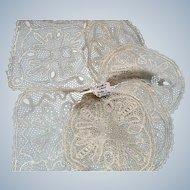 1900's Irish Lace Mats