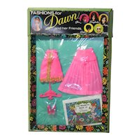 Vintage Dawn Doll Outfit Glamour Jams NRFB