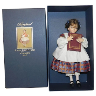 R John Wright UFDC Convention Doll Margaret