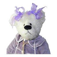 Gloria Franks Goosecreek Artist Teddy Bear  17 inch