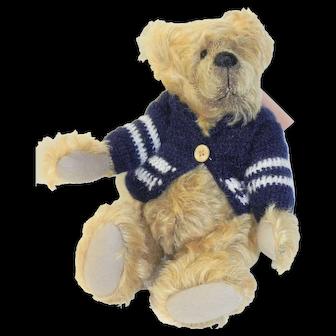 Zucker Bears Dexter Mohair Teddy Bear Barbara Sixby