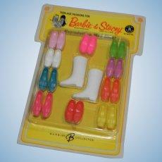 Barbie Doll Reproduction Mod Shoes Set