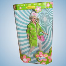 Far Out Mod Barbie Doll Twist N Turn Collection 1998