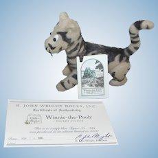 R John Wright Pocket Tigger Winnie the Pooh