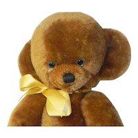Merrythought Mohair Cheeky Teddy Bear 12 inch