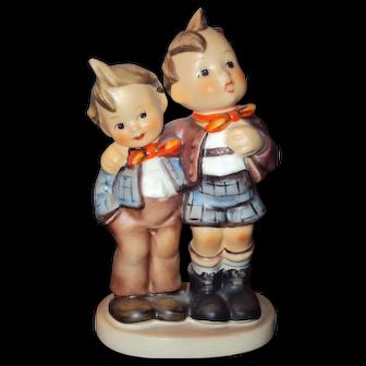Max and Moritz Goebel Hummel