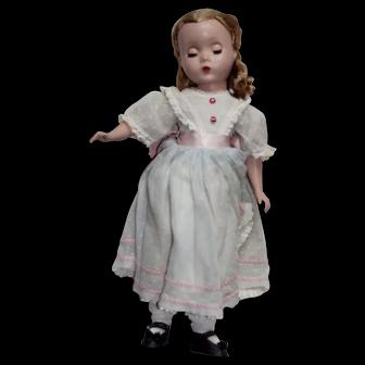 "Vintage Little Women, 14"" Madame Alexander doll. Beth."
