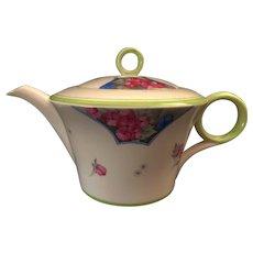"Shelley Art Deco ""Dogrose"" Tea pot"