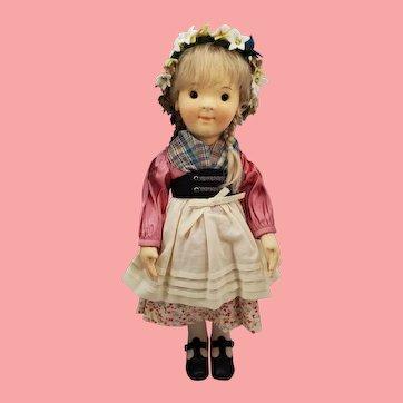 2008 R. JOHN WRIGHT Katharina Steiff Kinder Boy Doll