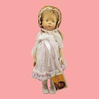 "14.5"" Eva Beytra Artist Wood Florentina Doll"