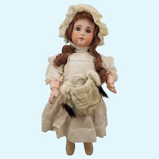 """19"""" Antique Jumeau #1907 French Doll"""