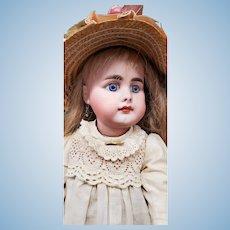 "Antique 15"" Cabinet Size Simon Halbig #949 Doll"