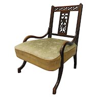 English Nursing Chair