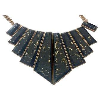 1960's Retro Costume Jewellery Necklace