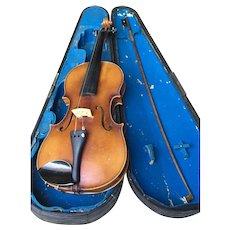 """VIntage Mittenwald """"Karl Meisel"""" 4/4 Violin"""