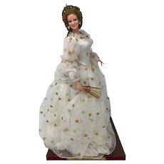 Lloyderson/Marin Doll - The Empress Elizabeth (XIX Century)