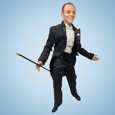 Fred Astaire - World Doll, 1985