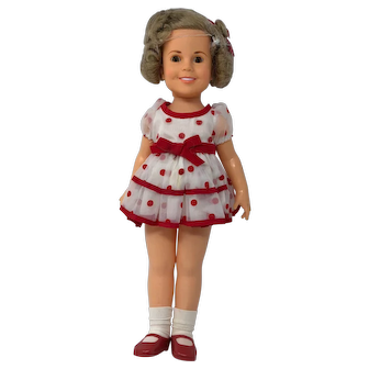 Vintage Shirley Temple Doll - Ideal, 1972