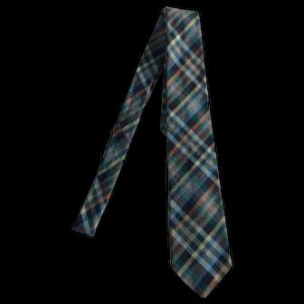 Missoni Striped design multi Colored Necktie is all cotton