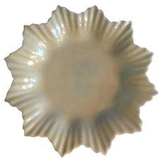 Belleek Star Dish
