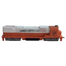 Mantua - Tyco Illinois Central Gulf 4301 HO Locomotive