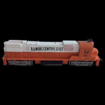 Mantua - Tyco Illinois Central Gulf 4301 HO Locomotive