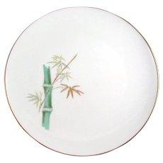 "Noritake ""ORIENTAL"" Dinner Plate (s)- 10 3/8 inch- Gold Trim"