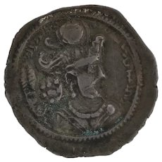 Sasanian Empire Ancient Coin - Unresearched Persian Drachm Silver Collectors