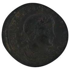Ancient Roman Empire Coin Constantine II AE 3 317337 AD