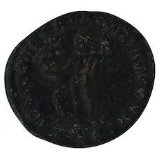 Ancient Roman Coin Copper Constantine I 307337 AD AE Follis