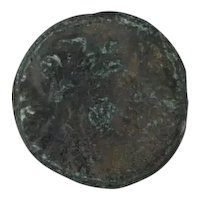 Ancient Persian Coin - Bronze Satrap Spithidates 334 BC