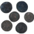 Ancient Coins Roman Artifacts Figural Mixed Lot of 6 B7199