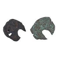 Ancient Coin Judea Hasmonean Kings Alexander Jannaeus 103-76 BC AE Lepton